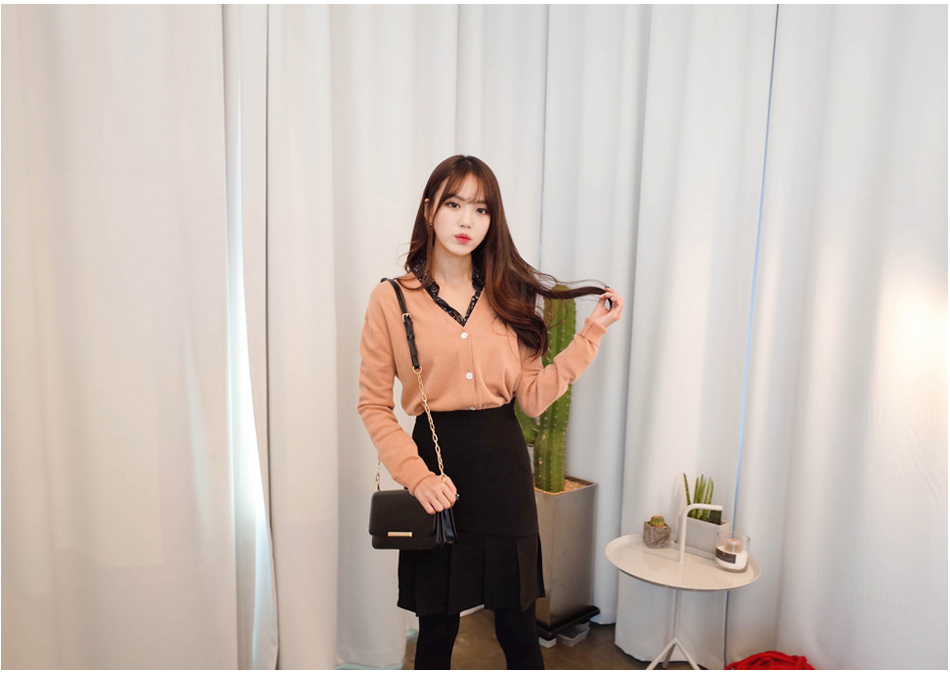 レディースファッション, 韓国通販, 韓国スタイル, 韓国のファッション, 女性, 衣類, アウター, カーディガン